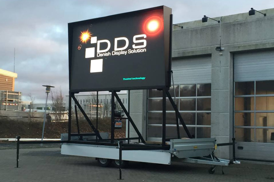 Danish Display Solution LED display